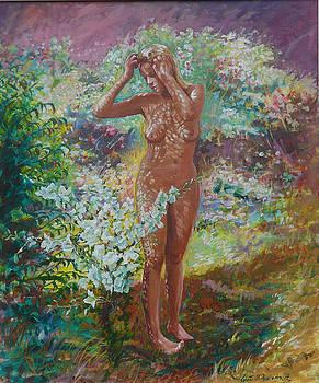 Eve by Tomas OMaoldomhnaigh