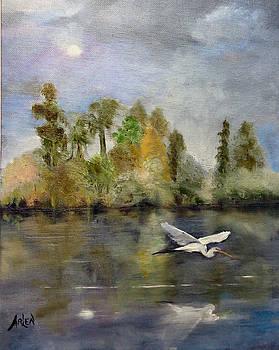 Eveing Flight by Arlen Avernian Thorensen