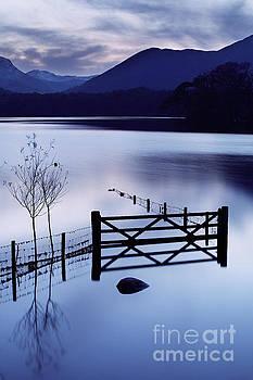 Evening at Derwent Water by Martin Williams