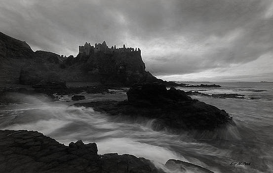 Evening at Dunluce by Roy  McPeak