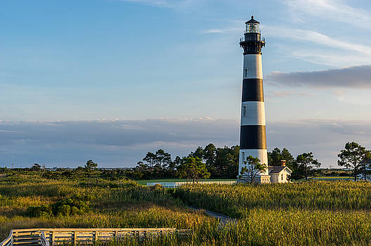 Evening at the Lighthouse by Gregg Southard