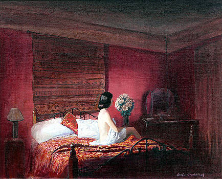 Evening Solitude by Tomas OMaoldomhnaigh