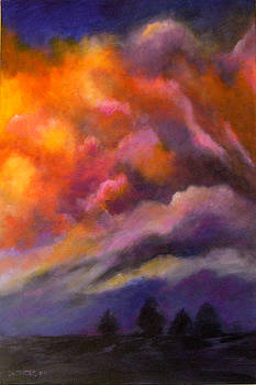 Evening Symphony by Alison Caltrider