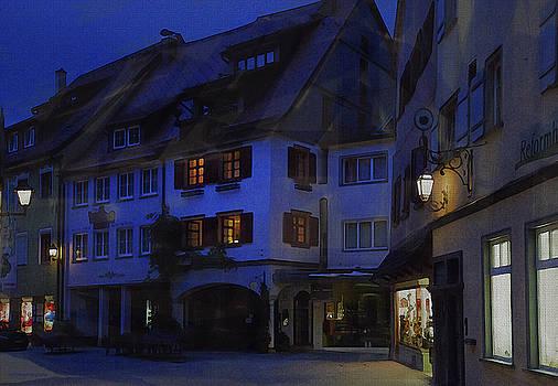Evenings In Darmstadt by Ron Jones