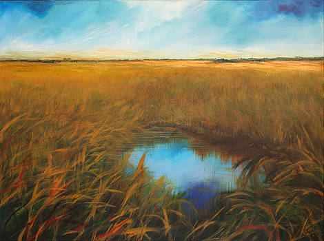 Everglades by Michele Hollister - for Nancy Asbell