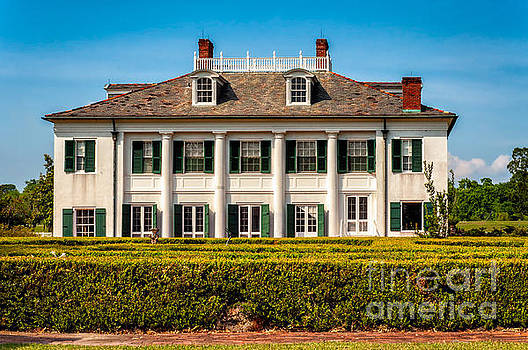 Kathleen K Parker - Evergreen Plantation Louisiana