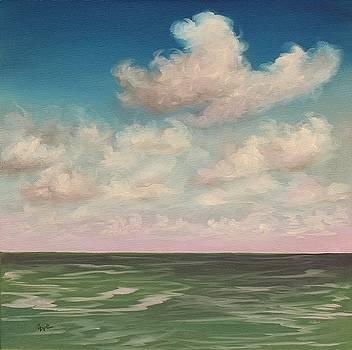 Evergreen Sea by Eve  Wheeler