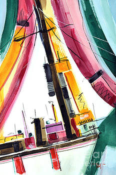 Everything Is Shipshape by Tim Ross