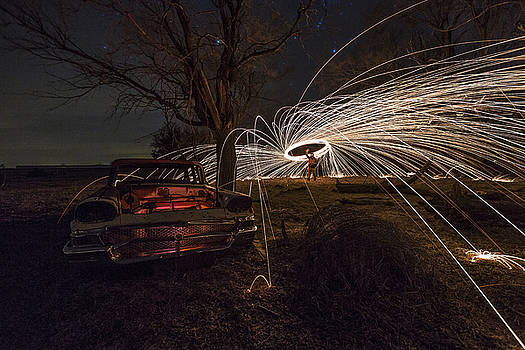 Evil Dead Steel Wool version by Aaron J Groen