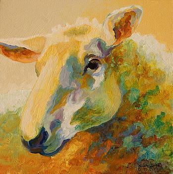 Marion Rose - Ewe Portrait III