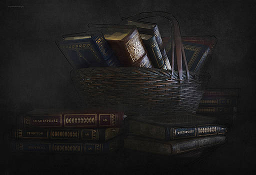 Ex Libris by Ron Jones