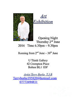 Exhibition by Terry Burke