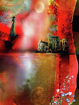 Exil du Lac by Francoise Dugourd-Caput