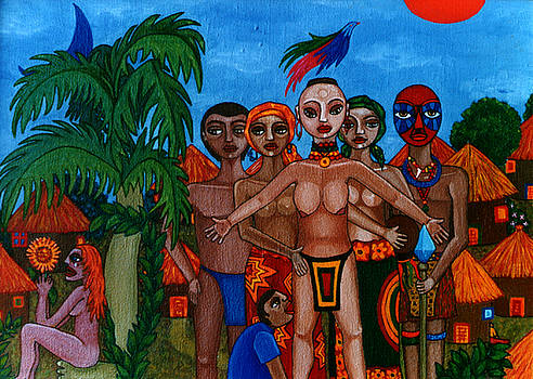 Madalena Lobao-Tello - Exiled in homeland
