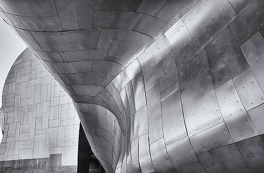 Experience Music Project - Seattle - Washington by Bruce Friedman