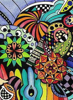 Experiential Jungle by Rachel Cotton