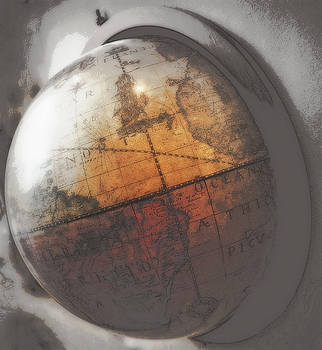 Explore the Globe by Laurie Pike