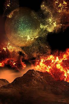 Explosion In The Planet by Emma Alvarez