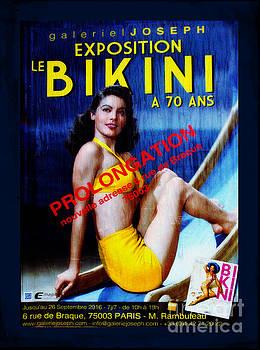Exposition Bikini by Lilliana Mendez