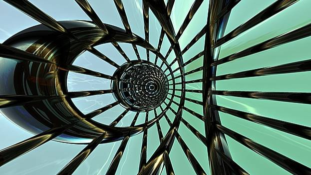 Extracts from a Mechanical Vision by Ricky Jarnagin