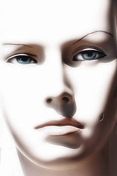 Eye Contact by Dan Holm
