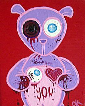 Eye Love You by Dan Keough