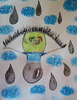 Eye on a Beach by Nicole Burrell