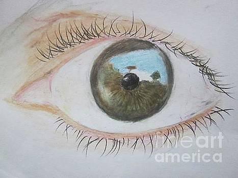 Eye by Vashdev Valasai