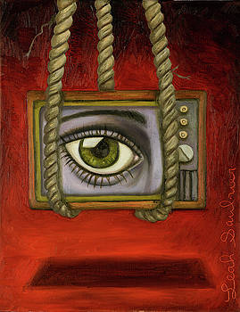 Leah Saulnier The Painting Maniac - Eye Witness 2