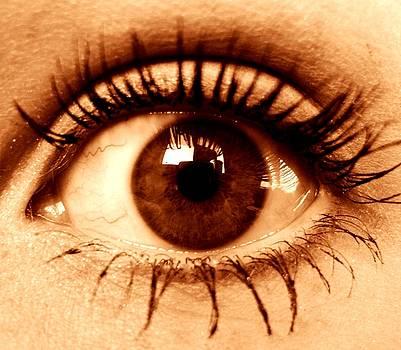 Eyeball Macro2 by Danielle Silveira