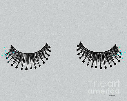 Eyelashes by Cheryl Young
