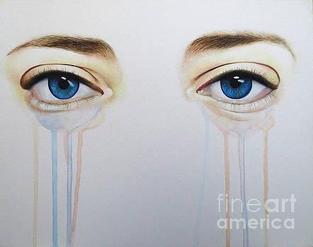 Eyes Of Crystal  by Malinda Prudhomme