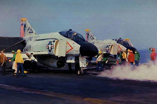 Dale Jackson - F-4J Phantom II VF-74