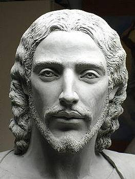 Face of Jesus by Patrick RANKIN