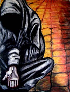 Faceless Poverty by Sarojit Mazumdar