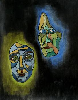 Faces by Sarojit Mazumdar