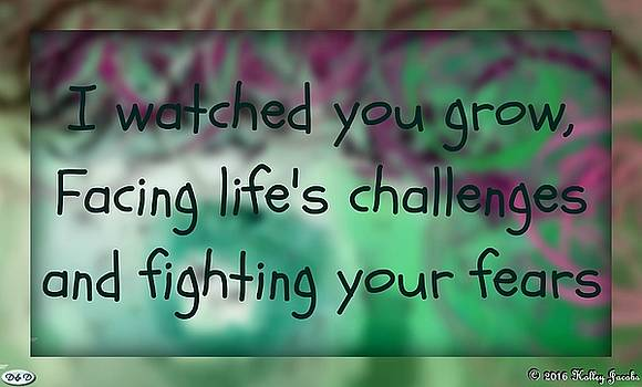 Facing Life Challenges by Holley Jacobs