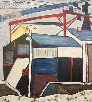 Suzanne  Marie Leclair - Factory