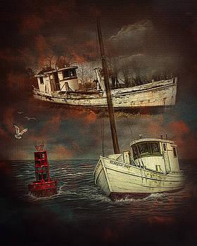 Fade Away original by Jim Ziemer