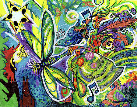 Faerie Lyric and Her Magical Kingdom by Genevieve Esson