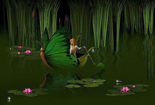 David Griffith - Faerie Pond