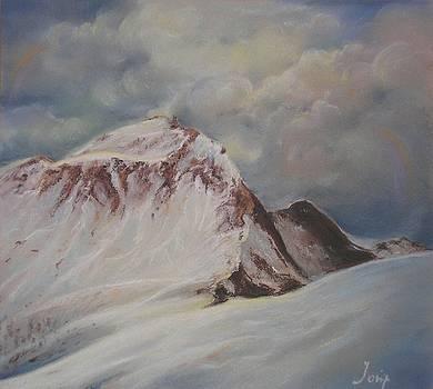 Fagaras Mountaings by Irina IOSIP