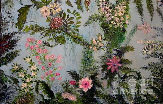 Fairies Garden by Dagmar Helbig