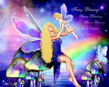 Fairy Blessing by Dreamlight  Creations