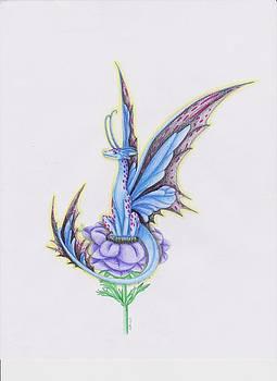 Fairy Dragon by Grace Hopkins