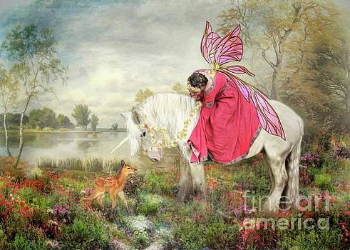 Fairy Garden by Trudi Simmonds
