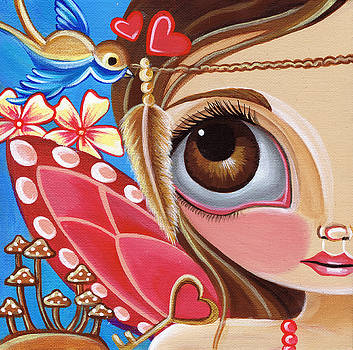 Fairy Jumble by Jaz Higgins