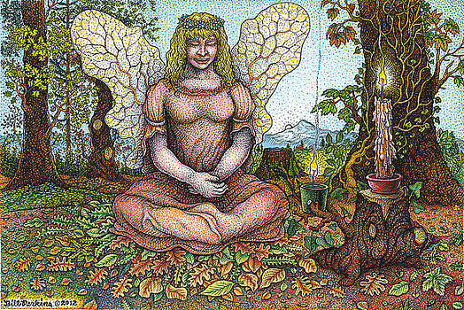 Fairy Meditation Variation by Bill Perkins