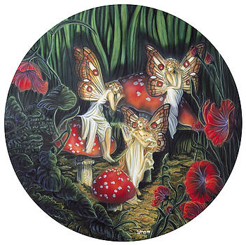 Fairy Music by Wayne Pruse