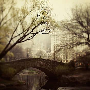 Fairy of New York by Irene Suchocki